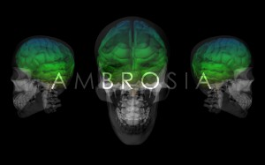 X-Ray Ambrosia Poster Wallpaper 1680x1050