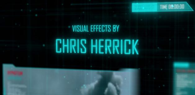 2012 VFX Reel